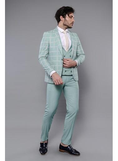 Wessi Takım Elbise Yeşil
